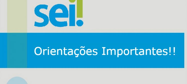 Instruções para digitalização e inclusão de processos antigos no SEI
